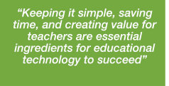 essential ingredients for edtech